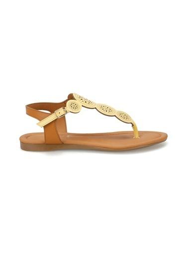 Miss F Sandalet Sarı